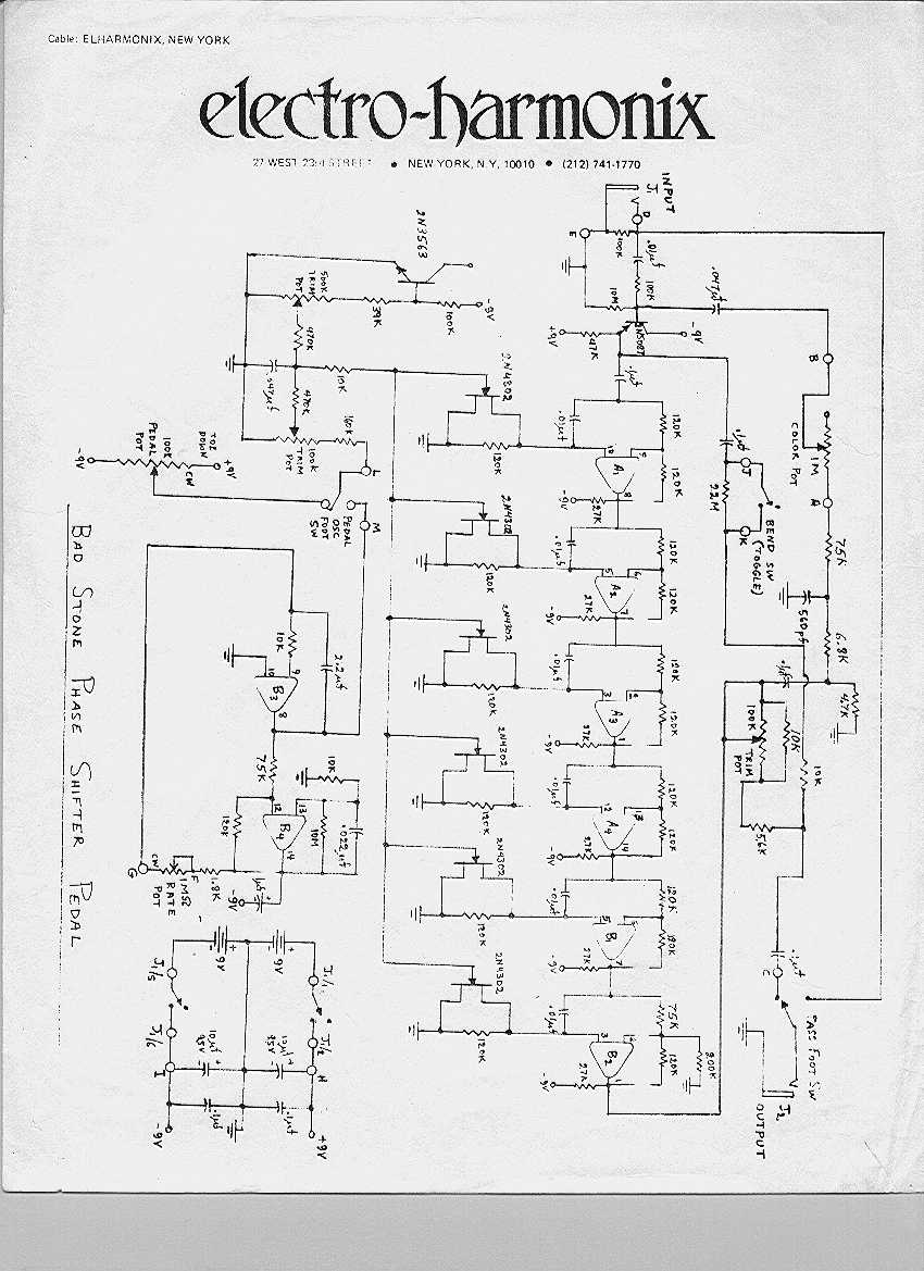 index of   diy  schematics  phasers