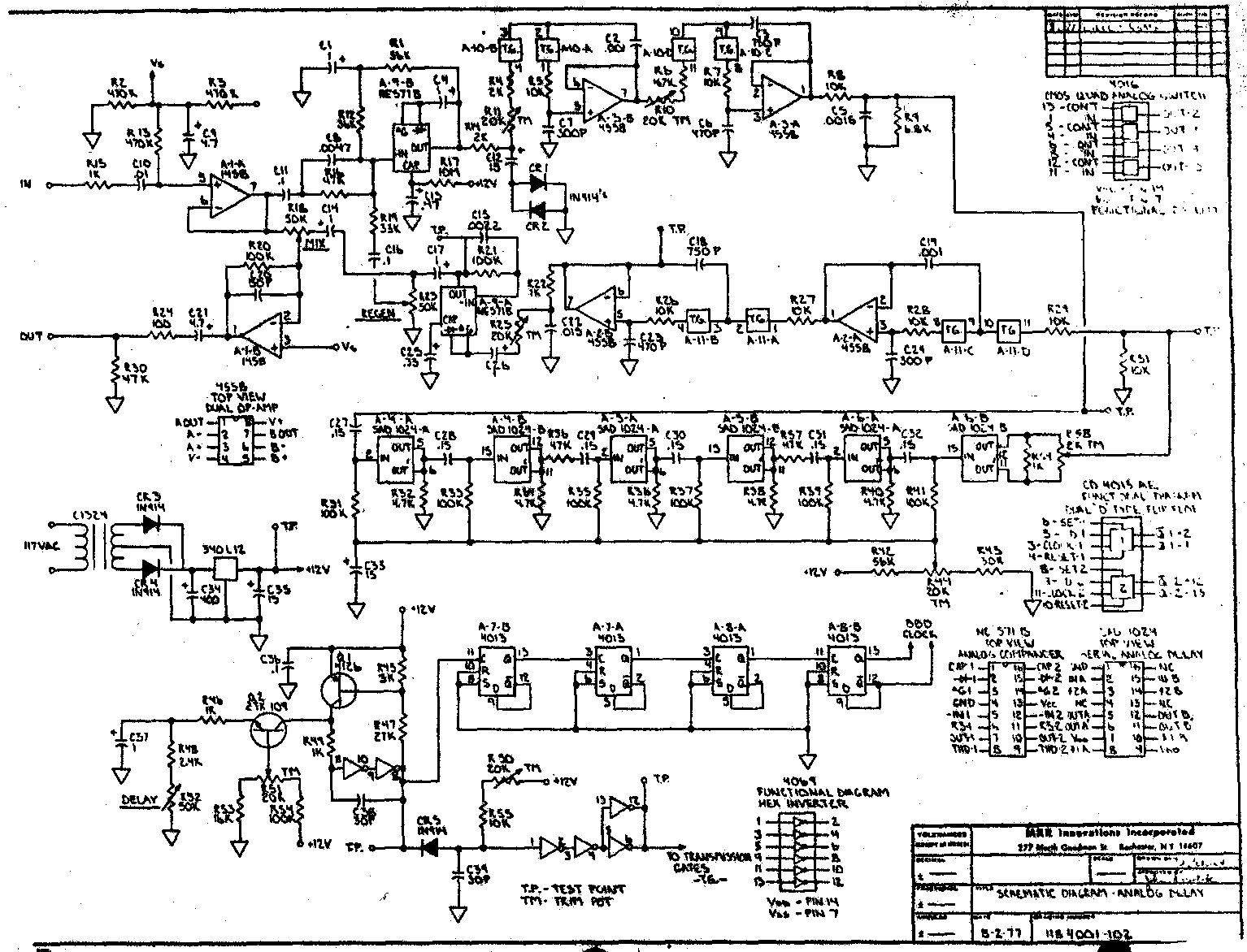 Experimentalists Anonymous DIY Archives on eq pedal schematic, guitar tube preamp schematic, reverb pedal schematic,
