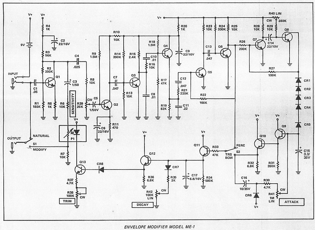 Yamaha Bass Guitar Wiring Diagram